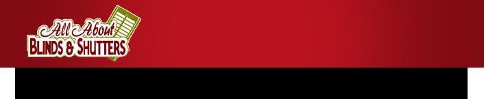 All About Blinds & Shutter Logo